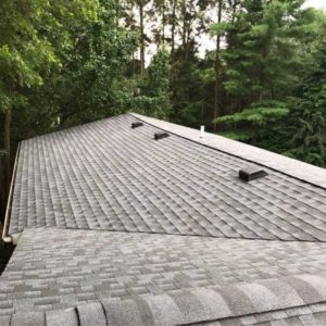 Completed Roof Replacement in Cheshire, CT