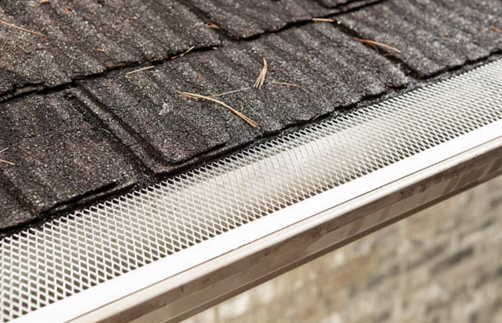 5 Types Of Gutter Guards And Their Features Slavin Home
