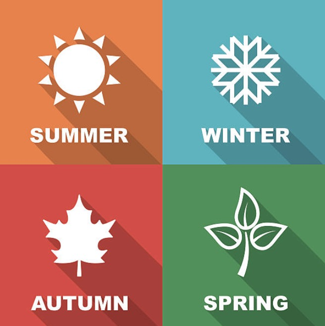 weather seasons and know when is the best time of year to replace roof