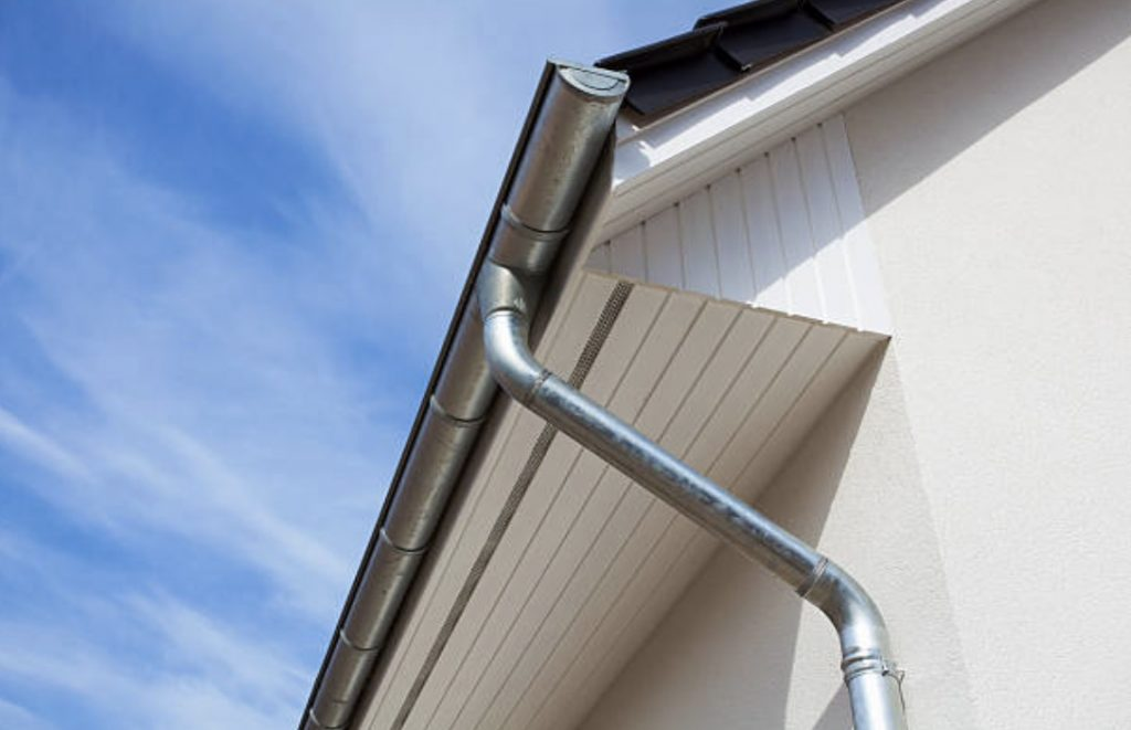 galvanized steel gutters is the best rain gutters