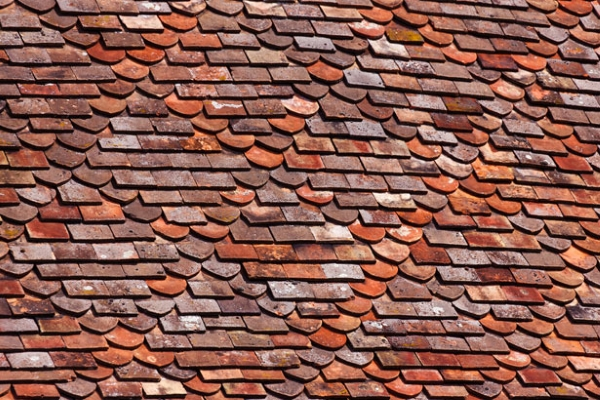 beautiful architectural shingle roof