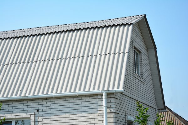 White Roofs Bring Cool Savings.